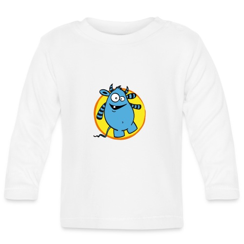 Knolle Knubbels - Baby Langarmshirt