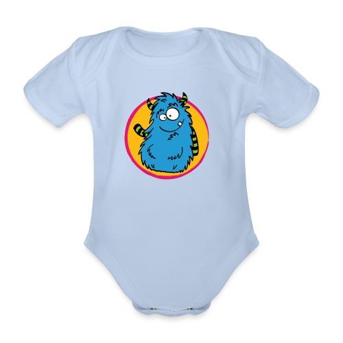 Ville Knubbels - Baby Bio-Kurzarm-Body