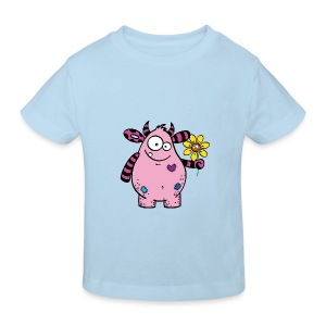 Oskar Basic - Kinder Bio-T-Shirt