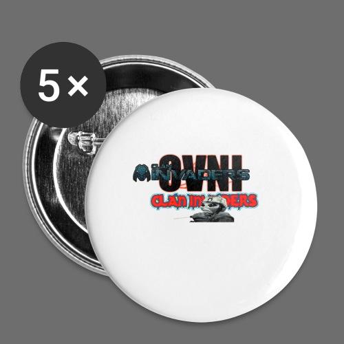Tee-shirt Logo V2 - Badge grand 56 mm