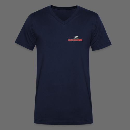 Tee-shirt Logo V2 - T-shirt bio col V Stanley & Stella Homme