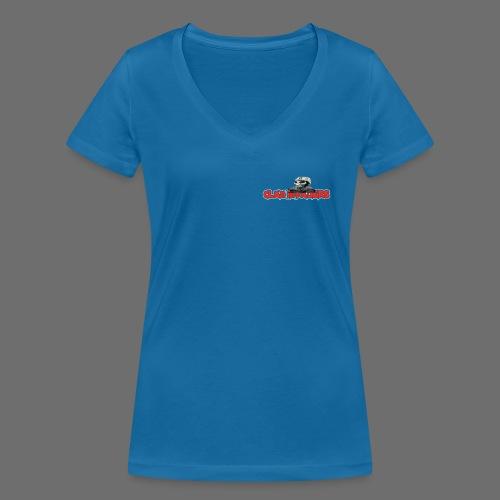 Tee-shirt Logo V2 - T-shirt bio col V Stanley & Stella Femme