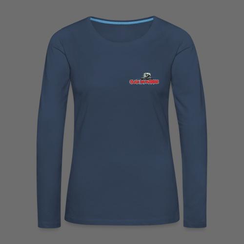Tee-shirt Logo V2 - T-shirt manches longues Premium Femme