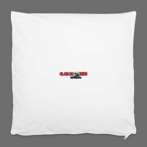 Tee-shirt Logo V2 - Housse de coussin 40 x 40 cm