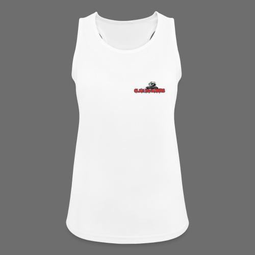 Tee-shirt Logo V2 - Débardeur respirant Femme