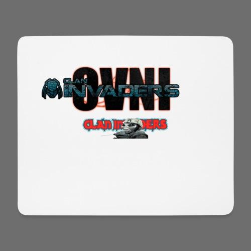 Tee-shirt Logo V2 - Tapis de souris (format paysage)