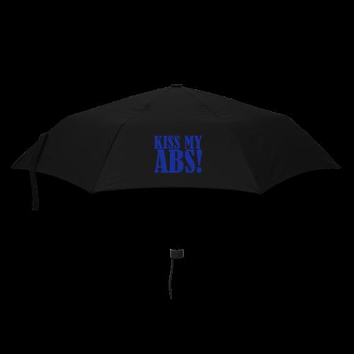 Kiss My ABS!  - Regenschirm (klein)