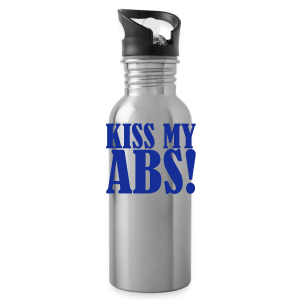 Kiss My ABS!  - Trinkflasche