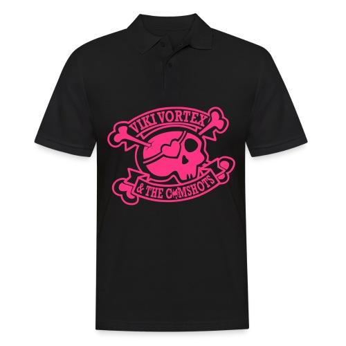 CumshotSplatGlow - Men's Polo Shirt