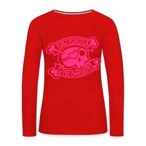 CumshotSplatGlow - Women's Premium Longsleeve Shirt