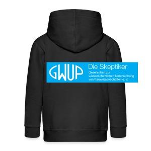 Bierkrug GWUP-Die Skeptiker - Kinder Premium Kapuzenjacke