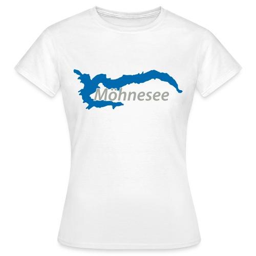 Frauen Kapuzenpullover V - Frauen T-Shirt