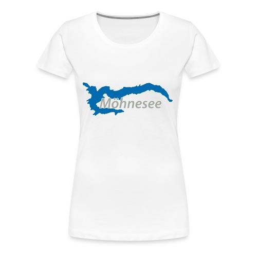 Frauen Kapuzenpullover V - Frauen Premium T-Shirt