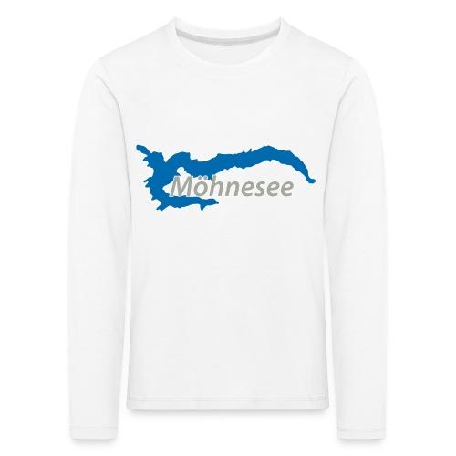 Frauen Kapuzenpullover V - Kinder Premium Langarmshirt