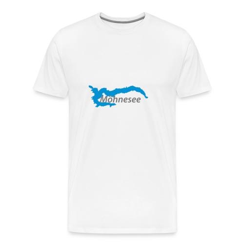Baseballkappe V - Männer Premium T-Shirt