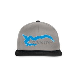 Baseballkappe V - Snapback Cap