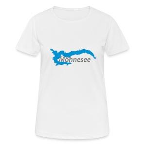 Baseballkappe V - Frauen T-Shirt atmungsaktiv