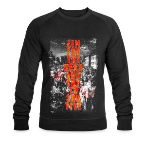 ZOMBIES: aim for the head | Std.Shirt - Männer Bio-Sweatshirt von Stanley & Stella