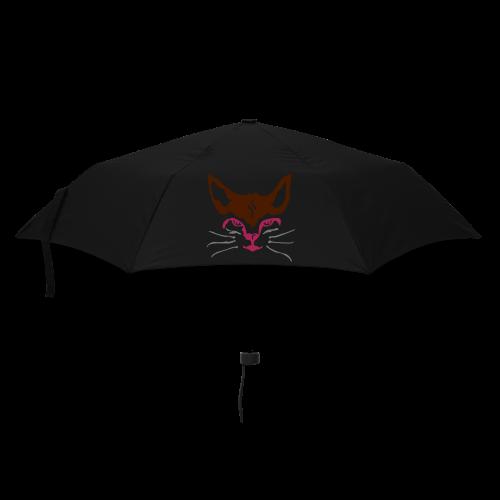 Fuchs, Shirt und Geschenke - Regenschirm (klein)