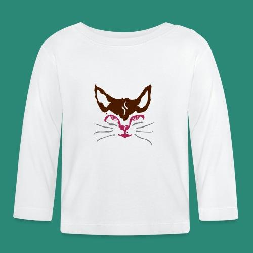 Fuchs, Shirt und Geschenke - Baby Langarmshirt