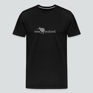 New Zealand Frauen Premium T-Shirt - Männer Premium T-Shirt