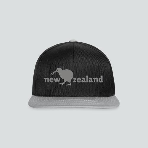 New Zealand Frauen Premium T-Shirt - Snapback Cap