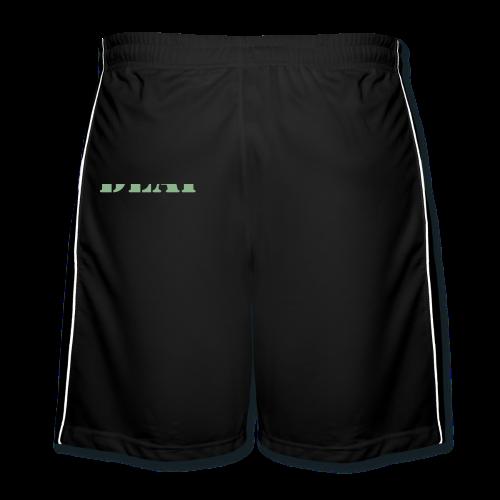 DEAF - Männer Fußball-Shorts