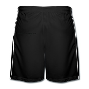'Made in the UK' - Men's Football shorts