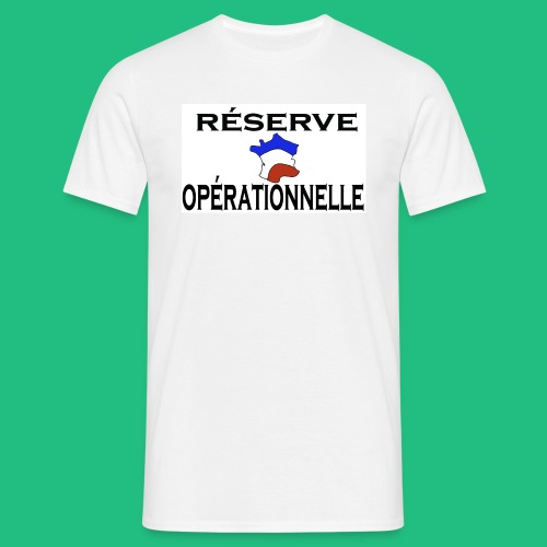 RESERVE OPERATIONNELLE - T-shirt Homme