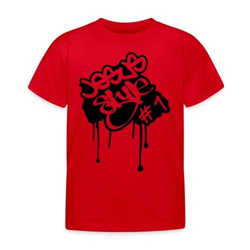 JESUS STYLE - Kinder T-Shirt