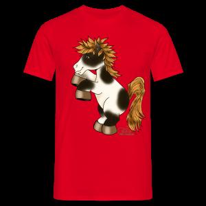 Präriefreund auf Hufen - Männer T-Shirt