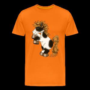 Präriefreund auf Hufen - Männer Premium T-Shirt