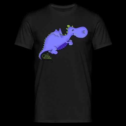 Gnubbeldrache - Männer T-Shirt