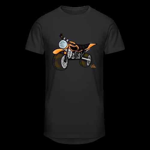 Mopped ^^ - Männer Urban Longshirt