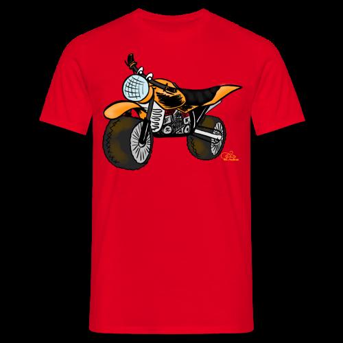Mopped ^^ - Männer T-Shirt