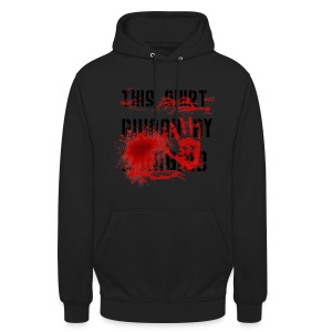 This Shirt ruined by Zombies, Dieses T-shirt wurde von Zombies ruiniert T-Shirts - Unisex Hoodie