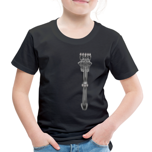 Muskelshirt antike Säule - Kinder Premium T-Shirt