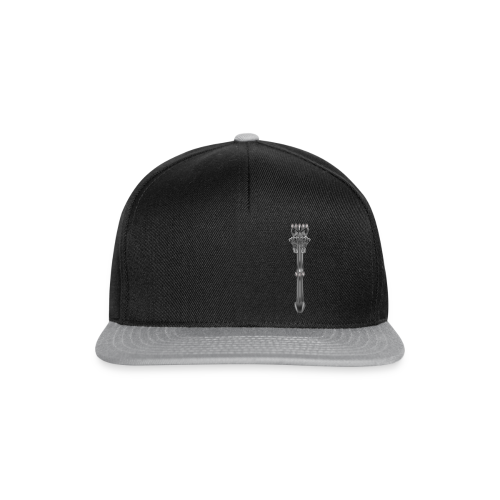 Muskelshirt antike Säule - Snapback Cap