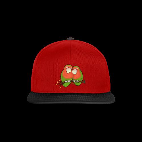 KinderShirt Tommy und Peppi - Lovebirds - Snapback Cap