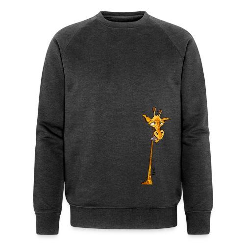 Tee shirt Girafe - Femme - Sweat-shirt bio Stanley & Stella Homme