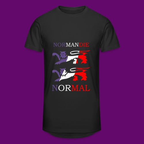 NORMANDIE / NORMAL - T-shirt long Homme
