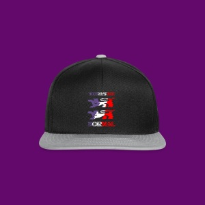 NORMANDIE / NORMAL - Casquette snapback
