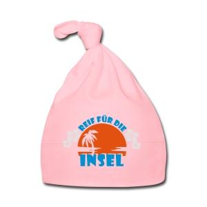 Reif für die Insel - Baby Mütze