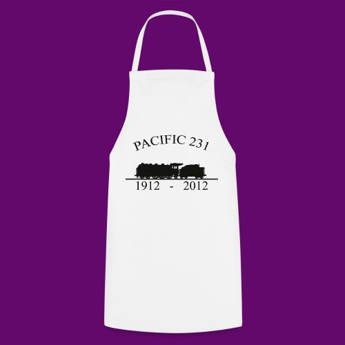 PACIFIC 231 (1912 - 2012) - Tablier de cuisine