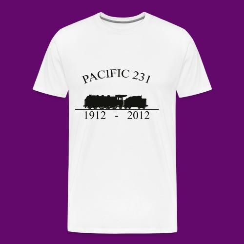 PACIFIC 231 (1912 - 2012) - T-shirt Premium Homme