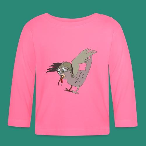 Fluganfänger Shirt - Baby Langarmshirt