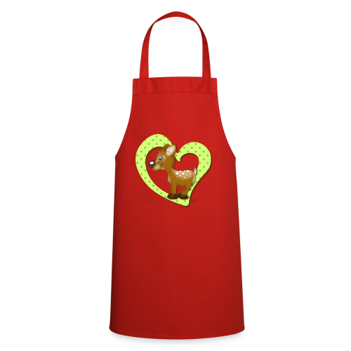 KinderShirt Kira Kitzi Limone - Kochschürze