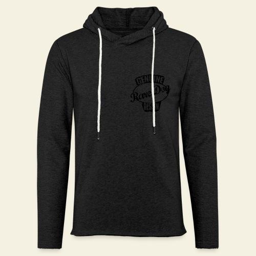 Raredog Design - Let sweatshirt med hætte, unisex