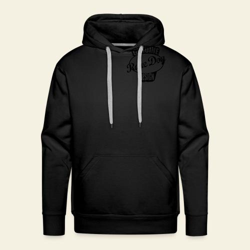 Raredog Design - Herre Premium hættetrøje