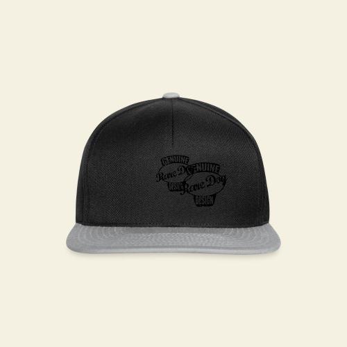Raredog Design - Snapback Cap